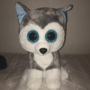 TySilk Husky Dog